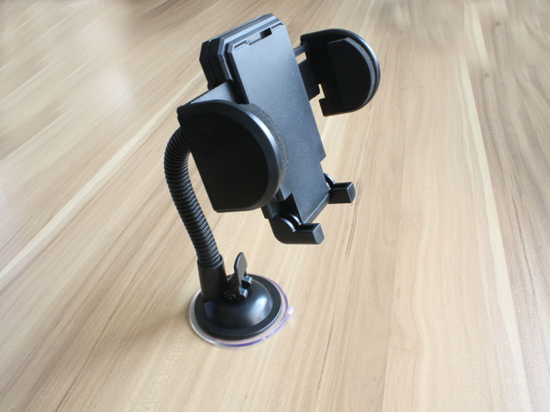 カー用■吸盤式スタンド■iPhone携帯マウント・ホルダー■ホルダー曲がれる